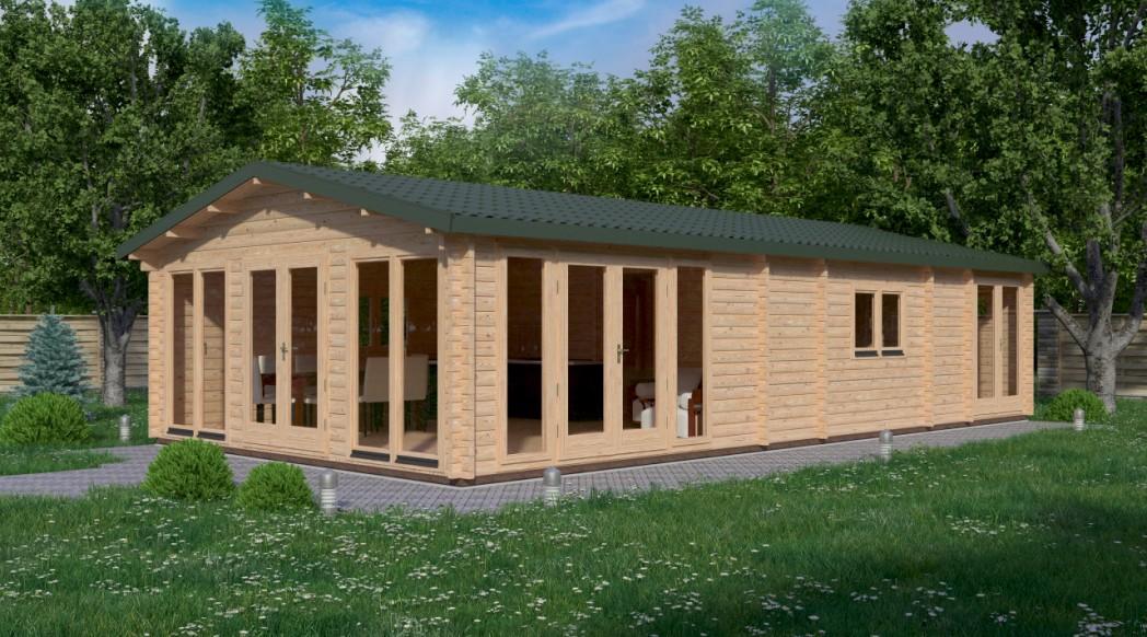 Mantelzorgwoning nodig mantelzorgwoningen op maat mantelzorgwereld - Binnen houten huis ...